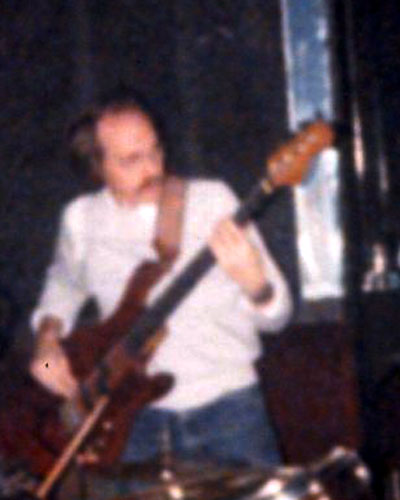 22 Steps after hours club with Tony Sarno Band, NYC 1979